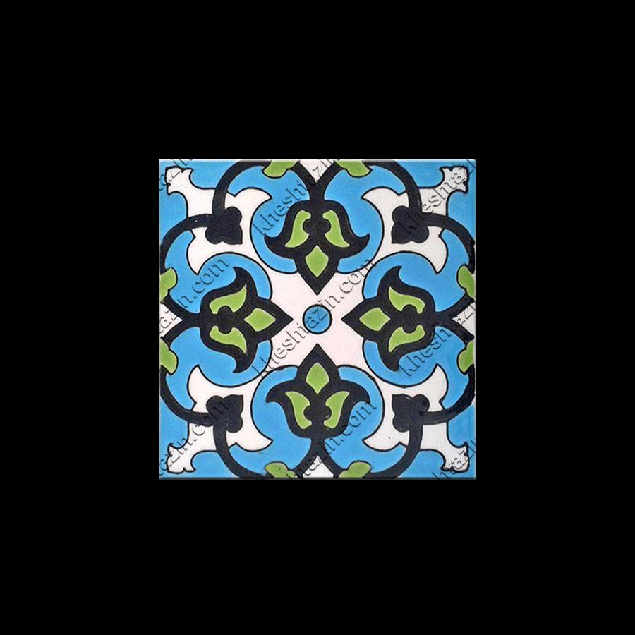 کاشی هفت رنگ دیواری کد: TP-140