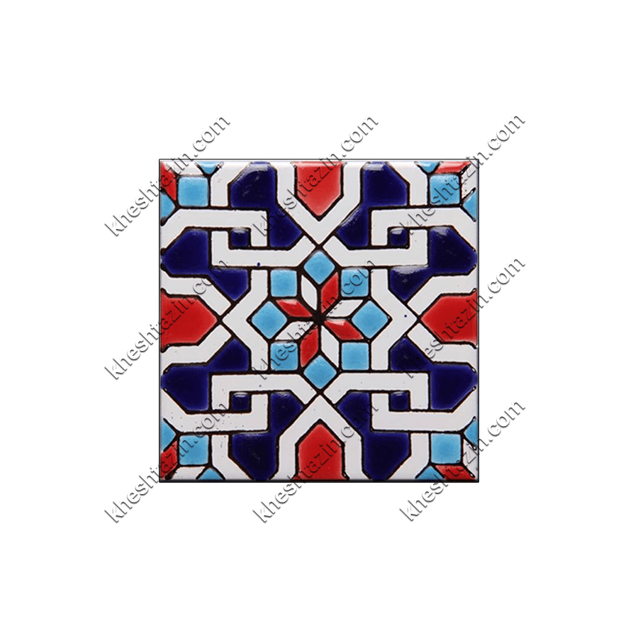 کاشی هفت رنگ دیواری کد: GP-307