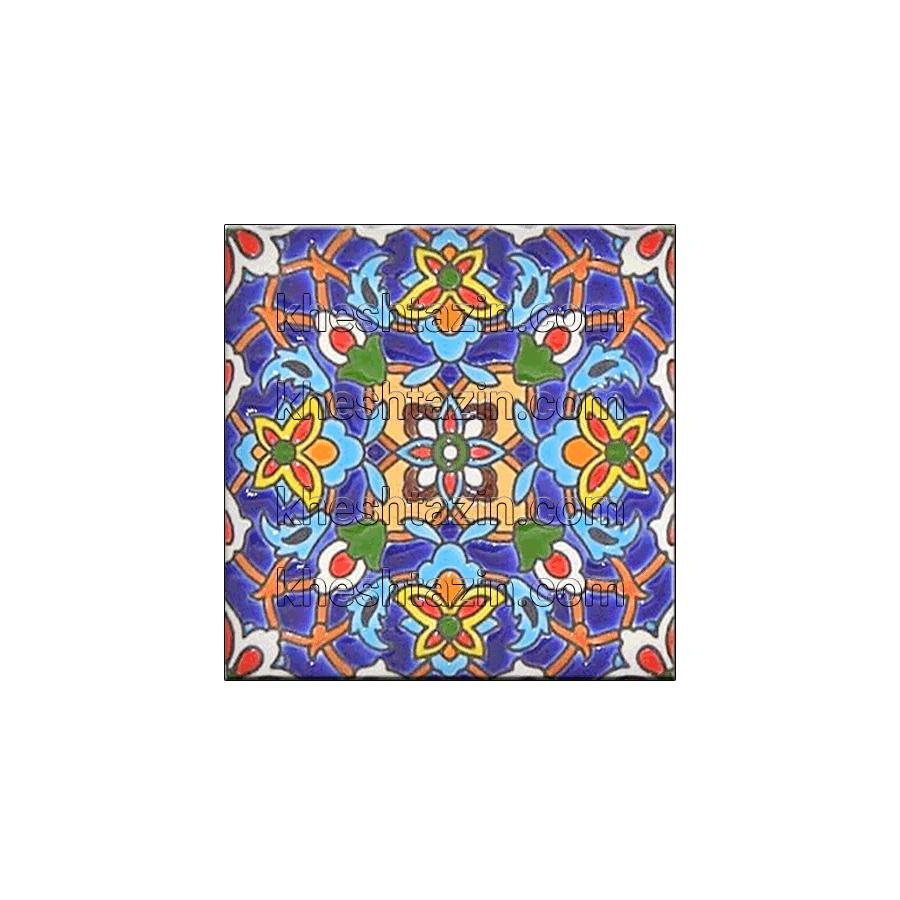 کاشی هفت رنگ دیواری کد: TP-136