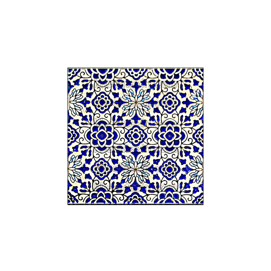 کاشی هفت رنگ دیواری کد: MP-12