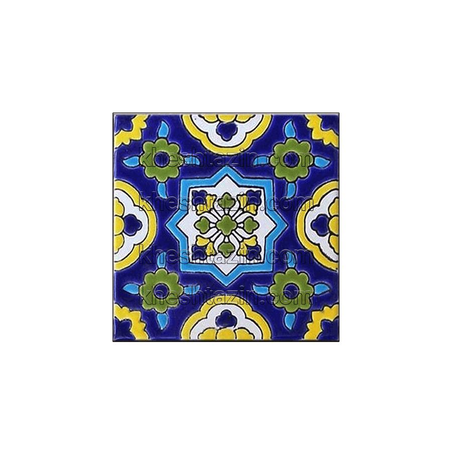 کاشی هفت رنگ دیواری کد: TP-115