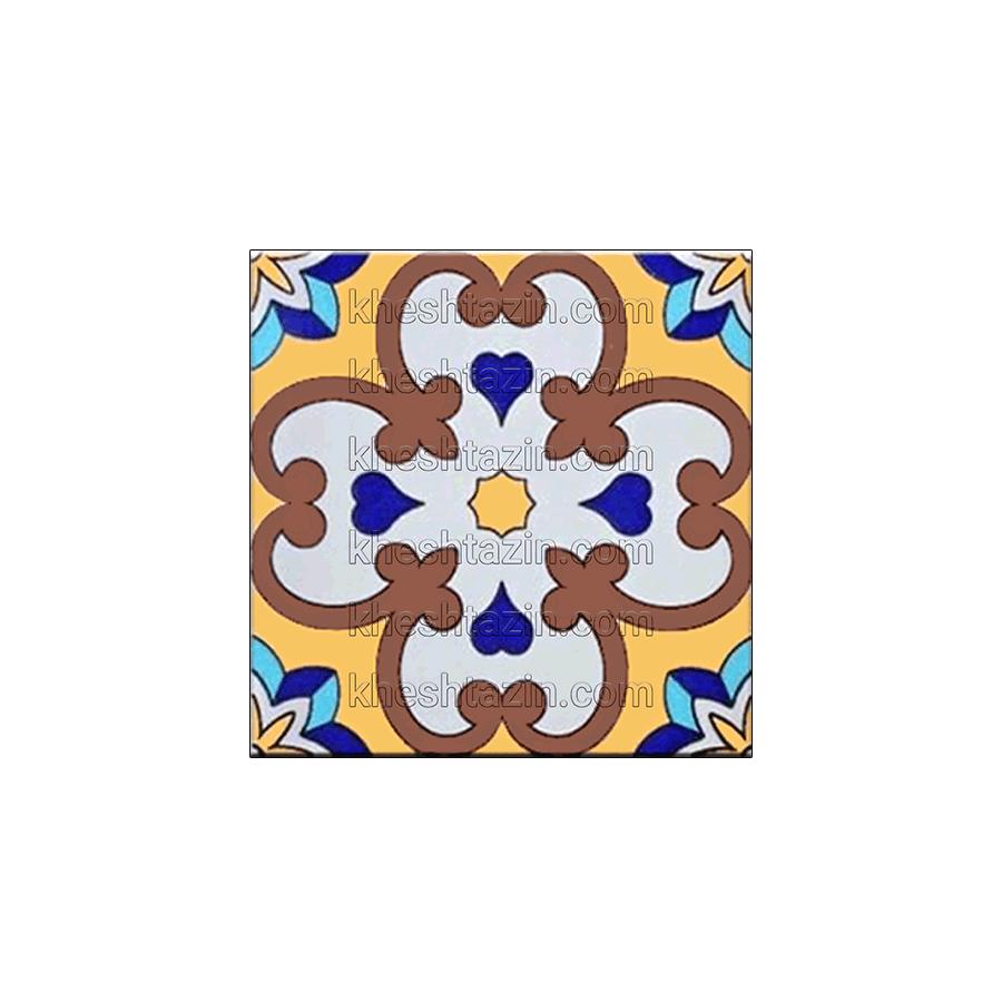 کاشی هفت رنگ دیواری کد: MP-1