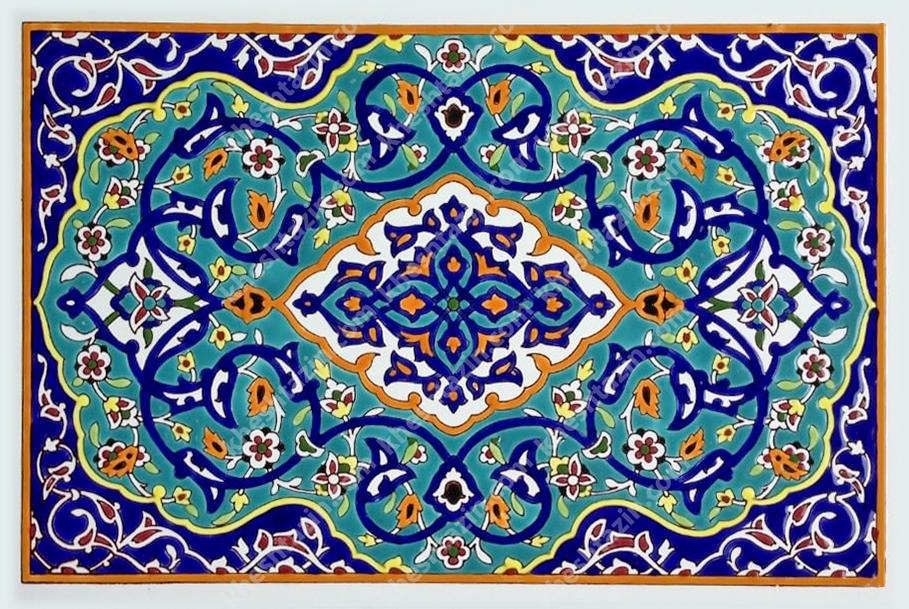 طرحی قالیچه