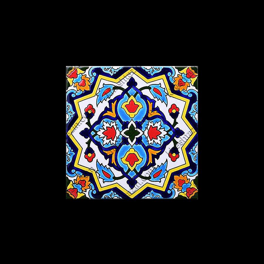 کاشی هفت رنگ دیواری کد: TP-141