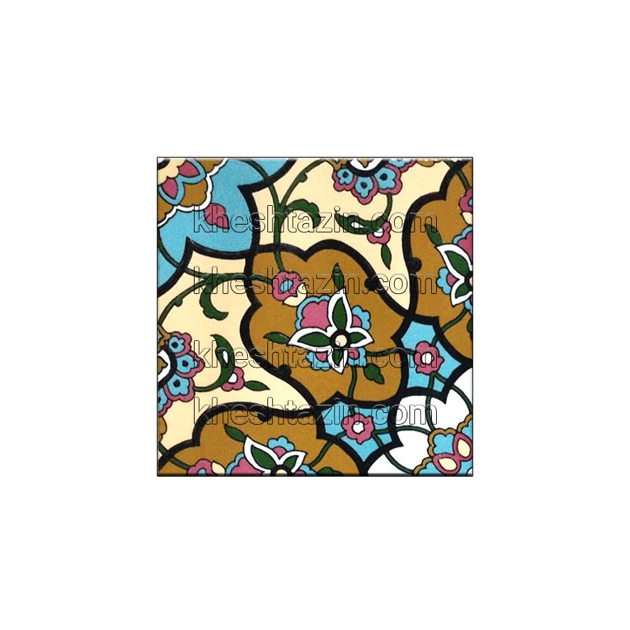 کاشی هفت رنگ دیواری کد: TP-108