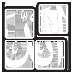 ساخت انواع کاشیهای قرآنی و تزیینی برای مساجد و اماکن مذهبی