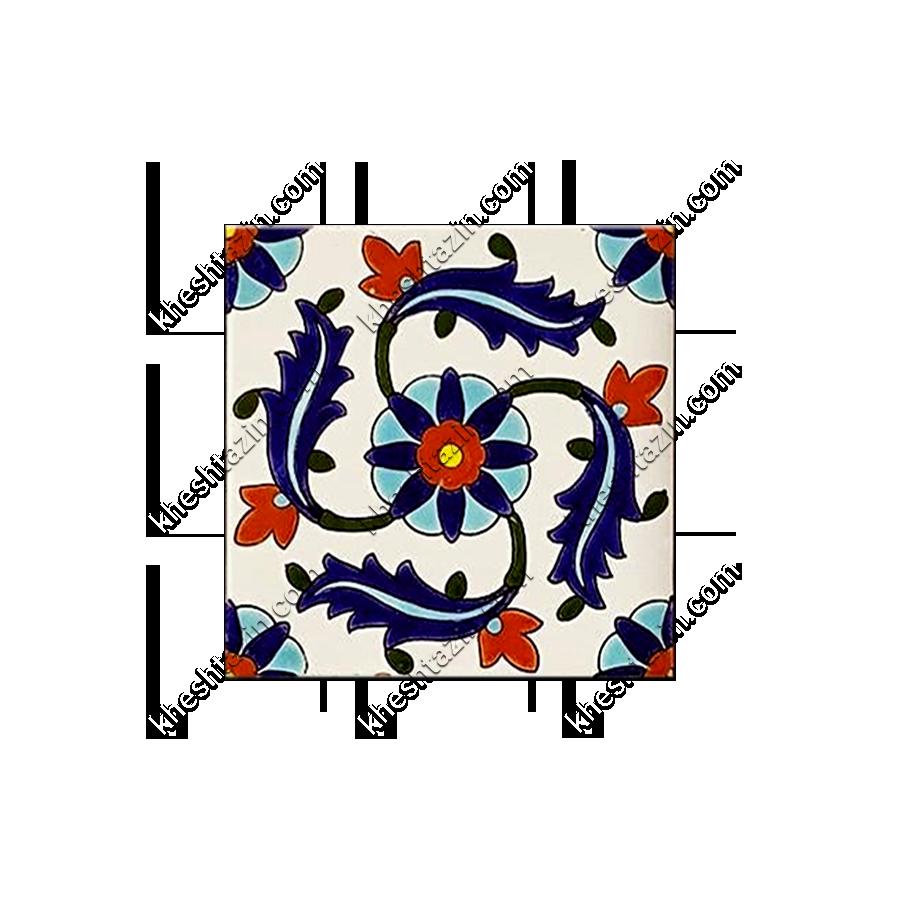 کاشی هفت رنگ دیواری کد: MP-23