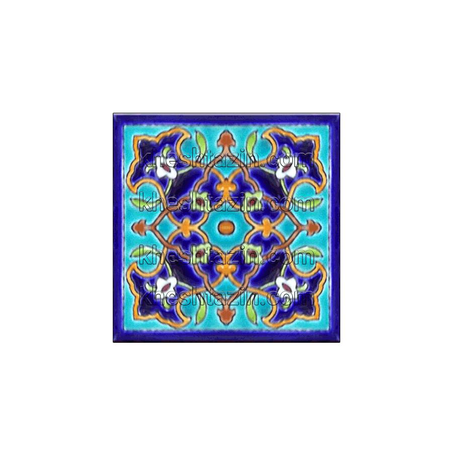 کاشی هفت رنگ دیواری کد: TP-119