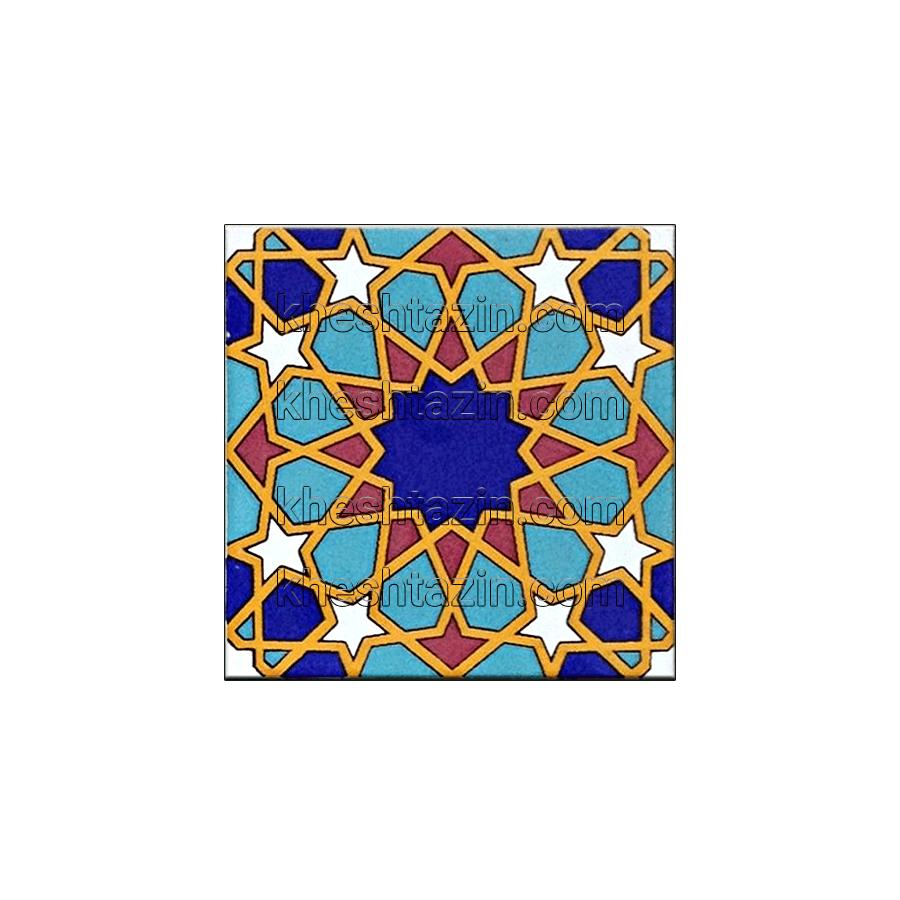 کاشی هفت رنگ دیواری کد: GP-202