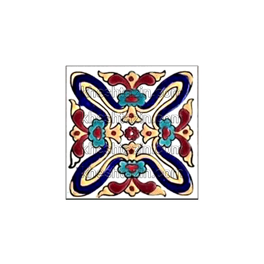 کاشی هفت رنگ دیواری کد: MP-9